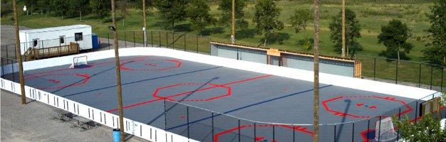 Hockey Rink/Court Builders NJ NY PA MD