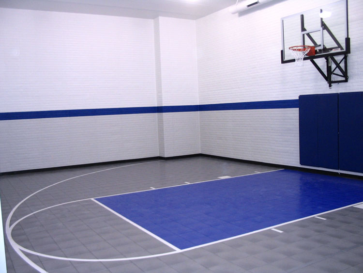 Tennis court resurface and crack repair 500 off best for Indoor residential basketball court