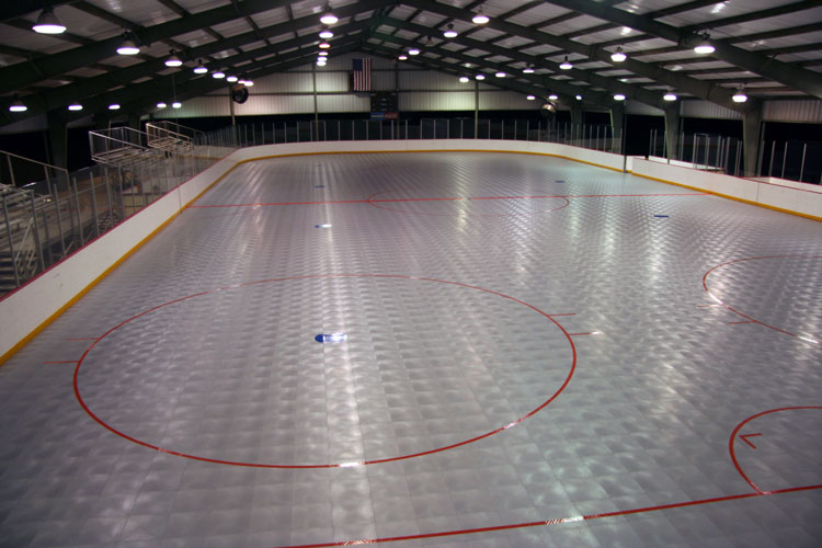 Roller Hockey Modular Court Tiles We Install Nj Pa De Md